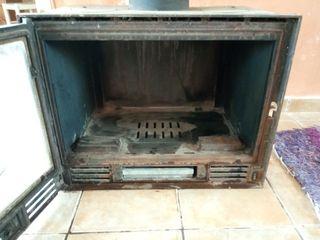 estufa chimenea