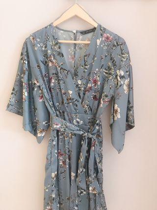 Kimono Oriental ZARA