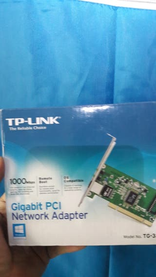 Tarjeta de red lan PCI tplink