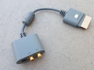 cable audio optico xbox