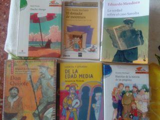 libros de lectura primaria y eso