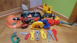 Kit de herramientas de juguete para niños