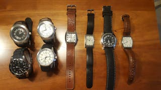 Pack de relojes