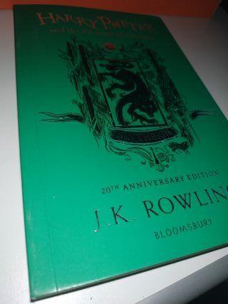 Libro Harry Potter (El prisionero de Azcaban)