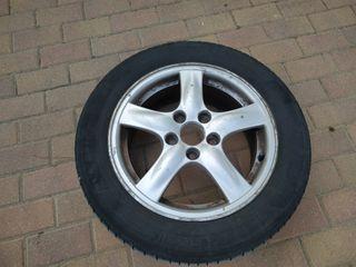 llantas 5x114 + neumáticos 205/55 R16