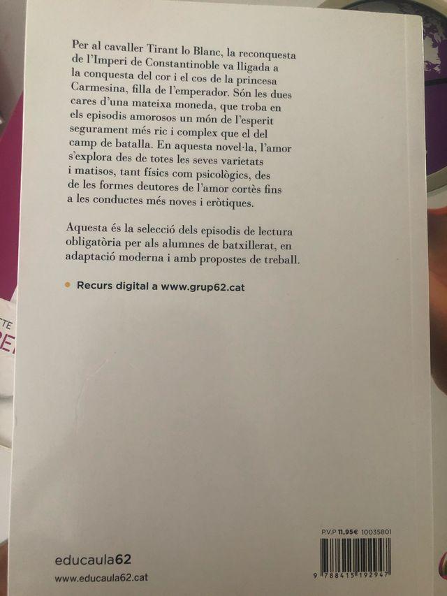 Tirant lo Blanc- Joanot Martorell NUEVO