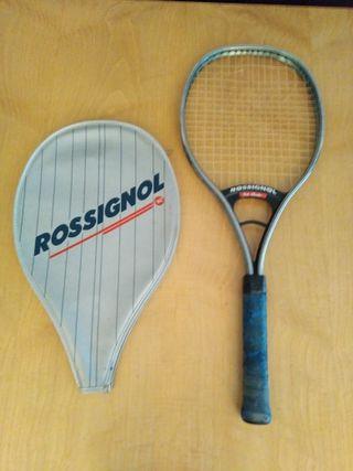 Raqueta marca Rossignol