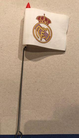 Banderín bicicleta Real Madrid C.F.