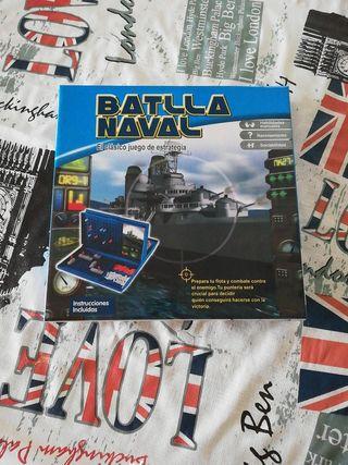 Batalla naval, juego de mesa