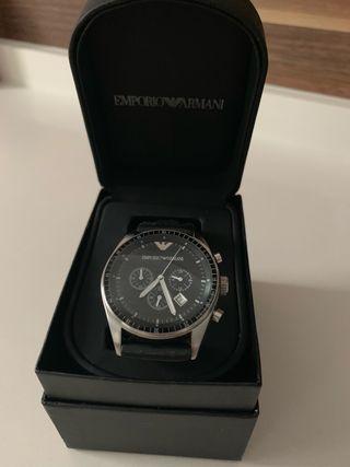 Reloj Emporio Armani Ar0527 negro
