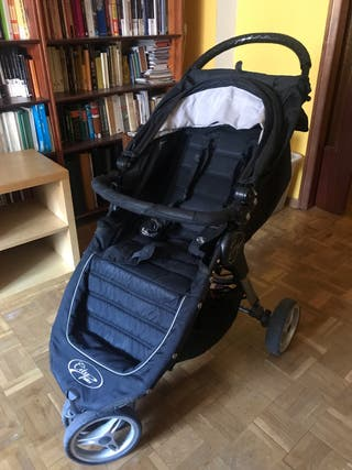 Carro paseo Baby Jogger City Mini 3Rds