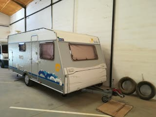 Caravana Sun Roller Fiesta 490