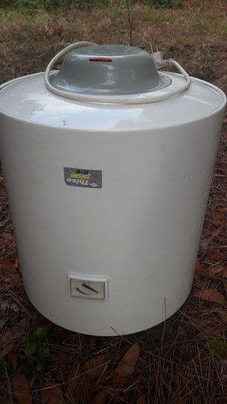 termo agua eléctrico