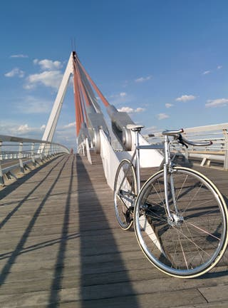 Bicicleta de pista Pelizzoli
