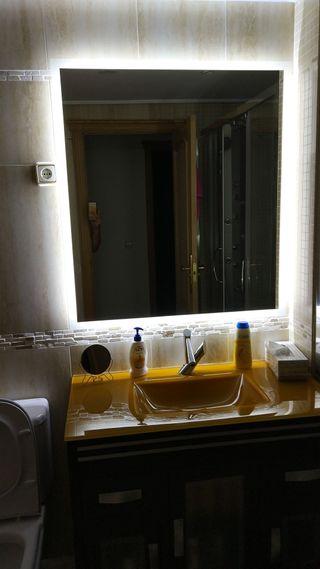 Espejo de baño LED