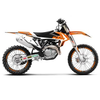 Kit Blackbird completo Dream 4 SX/SX-F KTM EXC