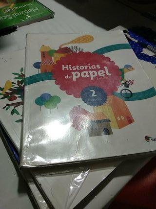libro de segundo de primaria
