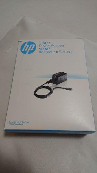 Vendo cargador de viaje universal HP Slate 7 2a