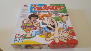 Juego de mesa Twister de MB