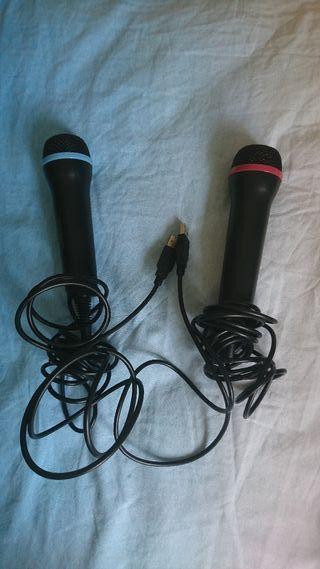 PACK Microfonos USB Multiplataforma