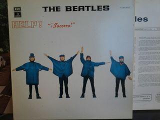 Disco vinilo LP The Beatles HELP