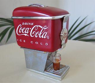 Hucha vintage Coca Cola