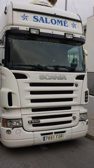 scania r500 2006
