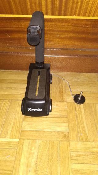 Estabilizador para cámara réflex o de video
