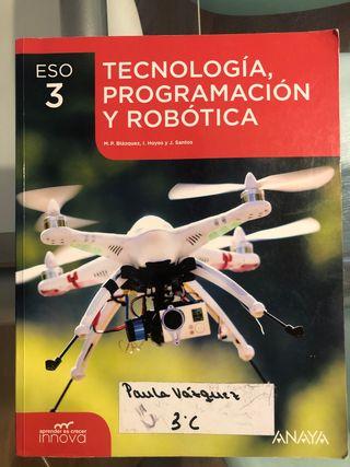 Libro tecnología Anaya gredos