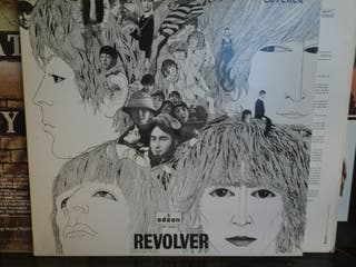 Disco vinilo The Beatles REVOLVER