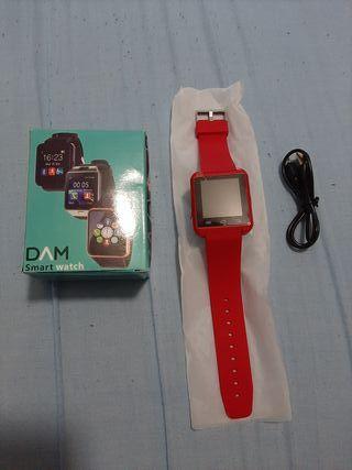 Reloj Smartwatch dam
