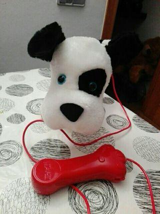 perrito de juguete