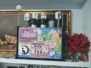 Dispensador de sidra+ bebidas