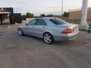Mercedes-Benz Clase S 320 2001