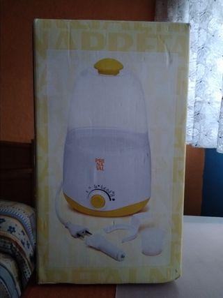Calienta Biberones y esterilizador prenatal