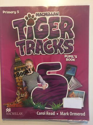 Libros texto Inglés 5o Primaria. MacMillan