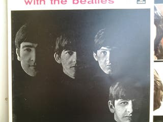 Disco vinilo The Beatles WITH THE BEATLES