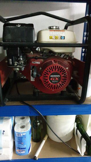 Generador (grupo) Honda gx270