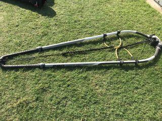 Botavara windsurf incluido cabos y driza