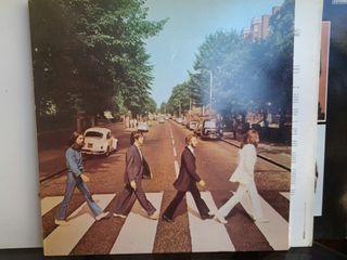 Disco vinilo THE BEATLES Abbey Road