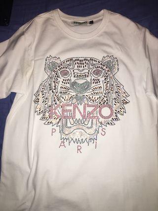 Camiseta kenzo