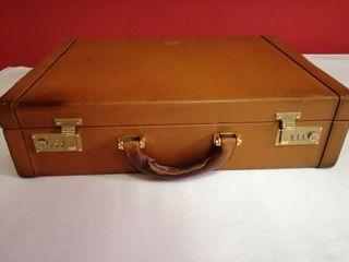 maletín LOEWE vintage