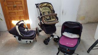 Carrito bebé Trio Concorde Neo