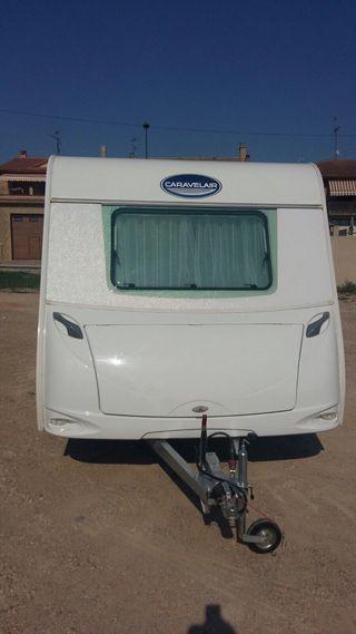 Caravana Caravelair Antares Luxe 486