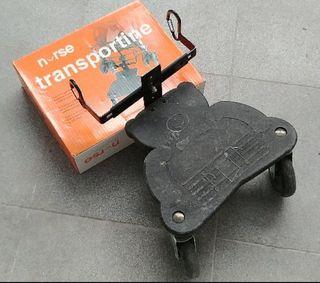 Patín plataforma pars silla de paseo de bebés