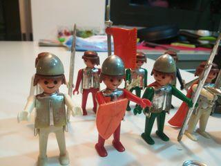 Pack caballeros medievales primera serie