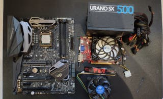 Placa base Asus Maximus IX Hero +CPU +RAM