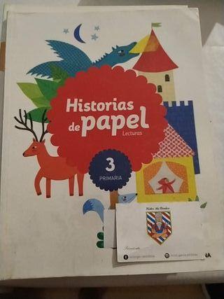 historias de papel 3 primaria