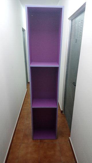 estanteria habitación