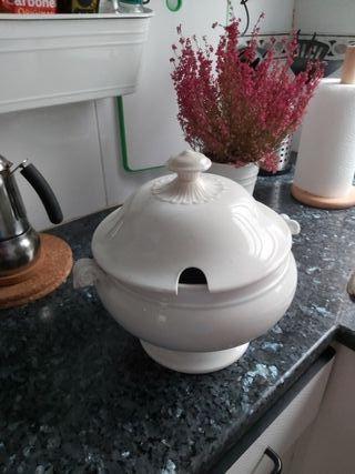 Sopera ceramica